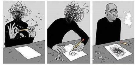 brain-dumping